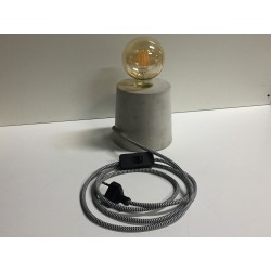 """Cilinder"" |Betonlamp |..."